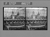 view [Circus ring, Coney Island. Active no. 13518 : stereo photonegative] digital asset: [Circus ring, Coney Island. Active no. 13518 : stereo photonegative, ca. 1904-1905.]