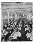 view Weaving room (2,400 looms), great Olympian Cotton Mills, Columbia, S.C. Active no. 5673. Interpositive, non-stereo digital asset: Weaving room (2,400 looms), great Olympian Cotton Mills, Columbia, S.C. Active no. 5673. Interpositive, non-stereo.