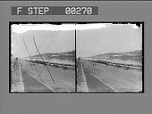 view [View of race track from front] : photonegative digital asset: [View of race track from front] : photonegative, 1905.