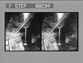 view How chasms are made--stream and cascade wearing away the rocky gorge. [Active no. 385 : stereo photonegative,] digital asset: How chasms are made--stream and cascade wearing away the rocky gorge. [Active no. 385 : stereo photonegative,] 1906.