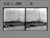 view On the Sugar Levee, New Orleans, La. [Active no. 804. Stereo photonegative.] digital asset: On the Sugar Levee, New Orleans, La. [Active no. 804. Stereo photonegative.]