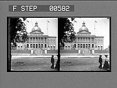 view State House, Capitol of Massachusetts. [Active no. 12801 : stereo photonegative.] digital asset: State House, Capitol of Massachusetts. [Active no. 12801 : stereo photonegative.]