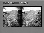 view [Mountainous landscape, Colorado: stereo photonegative,] digital asset: [Mountainous landscape, Colorado: stereo photonegative,] 1904.