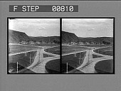 view [Roadways near tourist hotel : stereo photonegative,] digital asset: [Roadways near tourist hotel : stereo photonegative,] 1904.
