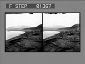 view [Beach scene, Martinique, after volcanic eruption of Mt. Pelee : stereo photonegative.] digital asset: [Beach scene, Martinique, after volcanic eruption of Mt. Pelee : stereo photonegative.]