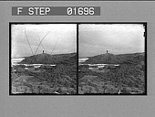view [Geological formation in Ireland: stereo photonegative.] digital asset: [Geological formation in Ireland: stereo photonegative.]