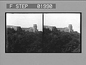 view [Castle in Germany: stereo photonegative.] digital asset number 1