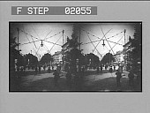 view Looking down Unter den Linden, the principal street and promenade of Berlin. Active no. 2105 : stereo photonegative digital asset: Looking down Unter den Linden, the principal street and promenade of Berlin. Active no. 2105 : stereo photonegative.