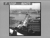 view Budapest from Castle Hill (Buda Side). [Active no. 10451 : stereo photonegative.] digital asset: Budapest from Castle Hill (Buda Side). [Active no. 10451 : stereo photonegative.]