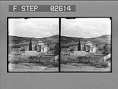 view [Building and landscape, Greece: stereo photonegative.] digital asset: [Building and landscape, Greece: stereo photonegative.]