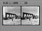 view [Mosque in Palestine.] [ stereo photonegative.] digital asset: [Mosque in Palestine.] [ stereo photonegative.]