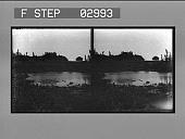 view [View of Jordan River.] [Stereo photonegative.] digital asset number 1