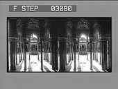 view An exquisite gem of Moorish architecture--famous court of the Lions. [Active no. 10895 : stereo photonegative.] digital asset: An exquisite gem of Moorish architecture--famous court of the Lions. [Active no. 10895 : stereo photonegative.]