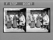 view Types of Tibetan peasants from the Himalaya Mts., Darjeeling. [Active no.14097 : photonegative.] digital asset: Types of Tibetan peasants from the Himalaya Mts., Darjeeling. [Active no.14097 : photonegative.]