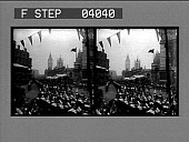view [Coronation.] Stereo photonegative 1901 digital asset number 1