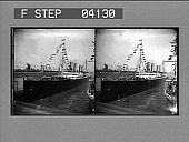 view The S.S. Deutschland at her pier in New York just before sailing. [photonegative] digital asset: The S.S. Deutschland at her pier in New York just before sailing. [photonegative] 1902.
