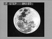 view [The moon : Active no. 8293 : photonegative, n.d.] digital asset number 1