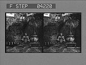 """view (2) """"My! aint dis 'lasses dood!"""" [Active no. 5205 : stereo photonegative.] digital asset: (2) """"My! aint dis 'lasses dood!"""" [Active no. 5205 : stereo photonegative.]"""
