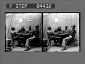 view A Straight Flush and Cards to Spare. [Caption no. 5004 : stereoscopic photonegative.] digital asset: A Straight Flush and Cards to Spare. [Caption no. 5004 : stereoscopic photonegative.]