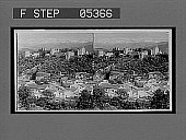 view The Alhambra and snowclad peaks of the Sierra Nevada. Active no. 10894. Stereo interpositive digital asset: The Alhambra and snowclad peaks of the Sierra Nevada. Active no. 10894. Stereo interpositive.