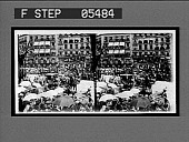 view State procession passing on the Calle de Alcala. [Active no. 11113 : stereo interpositive.] digital asset: State procession passing on the Calle de Alcala. [Active no. 11113 : stereo interpositive.] 1906.