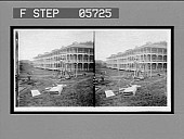 view The Isthmian Canal Commission Hotel at Culebra, where employees on the canal are housed. 11524 Interpositive digital asset: The Isthmian Canal Commission Hotel at Culebra, where employees on the canal are housed. 11524 Interpositive 1906.
