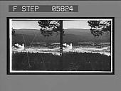 view Charm of the tourists--Old Faithful Geyser and Old Faithful Inn. 12054 interpositive digital asset: Charm of the tourists--Old Faithful Geyser and Old Faithful Inn. 12054 interpositive 1904.