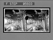 view Harvey's famous Indian store, Albuquerque [craft shop]. Active no. 12276 : stereo interpositive digital asset: Harvey's famous Indian store, Albuquerque [craft shop]. Active no. 12276 : stereo interpositive, 1904.