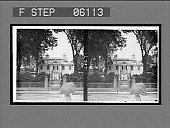 view Craigie House, home of Longfellow, Cambridge. [Active no. 12827: stereo interpositive] digital asset: Craigie House, home of Longfellow, Cambridge. [Active no. 12827: stereo interpositive].