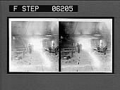 """view """"Running a heat,"""" molten iron flowing from a monster blast furnace. 13106 interpositive digital asset: """"Running a heat,"""" molten iron flowing from a monster blast furnace. 13106 interpositive 1907."""