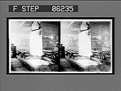 view Great 7-ton ingot white hot from soaking pit ready for rolls. 13134 interpositive digital asset: Great 7-ton ingot white hot from soaking pit ready for rolls. 13134 interpositive 1907.