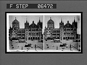 view Victoria Terminus, one of the finest railway stations in the world. 14003 interpositive digital asset: Victoria Terminus, one of the finest railway stations in the world. 14003 interpositive.