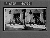 view Burmese ladies on their way to the bazaar. Caption no. 14533 : glass stereointerpositive digital asset: Burmese ladies on their way to the bazaar. Caption no. 14533 : glass stereointerpositive.
