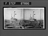 view The Mayflower, President Roosevelt on board, going down the line, Jamestown Naval Review. [Active no. 18010 : stereo interpositive.] digital asset: The Mayflower, President Roosevelt on board, going down the line, Jamestown Naval Review. [Active no. 18010 : stereo interpositive.]