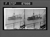 view British Armored Cruiser Hampshire, Jamestown Naval Review. 18012 interpositive digital asset: British Armored Cruiser Hampshire, Jamestown Naval Review. 18012 interpositive.