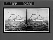 view German Armored Cruiser Roon, Jamestown Naval Review. 18015 interpositive digital asset: German Armored Cruiser Roon, Jamestown Naval Review. 18015 interpositive.