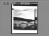 view [Tourists on foot bridge.] Western Trip C.W.W. '04 [on envelope.] [Active no. 302 : interpositive,] digital asset: [Tourists on foot bridge.] Western Trip C.W.W. '04 [on envelope.] [Active no. 302 : interpositive,] 1904.