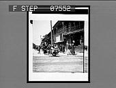 view [Street scene with rickshaws, China. Active no. 237 : interpositive.] digital asset: [Street scene with rickshaws, China. Active no. 237 : interpositive.]