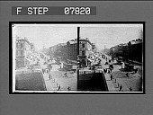 view [Street scene.] USB 304 Interpositive digital asset: [Street scene.] USB 304 Interpositive.