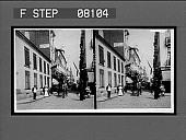 view [Street scene. Actiive no. 02609 : stereo interpositive.] digital asset: [Street scene. Actiive no. 02609 : stereo interpositive.]