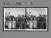view [Group portrait: children in ethnic costume. Active no. 03303 : stereo interpositive.] digital asset number 1