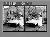 view How Biddy served the tomatos undressed. '03 R.Y. Young. [Active no. 141 : stereo photonegative,] digital asset: How Biddy served the tomatos undressed. '03 R.Y. Young. [Active no. 141 : stereo photonegative,] 1903.