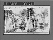 view A Family in Darktown. Copyright 1897 by R.Y. Young. [Active no. 180 : stereo photonegative,] digital asset: A Family in Darktown. Copyright 1897 by R.Y. Young. [Active no. 180 : stereo photonegative,] 1897.