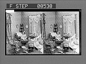 view (1) On Monday I wash my dollie's clothes. [Active no. 275 : black-and-white stereo photonegative.] digital asset: (1) On Monday I wash my dollie's clothes. [Active no. 275 : black-and-white stereo photonegative.]