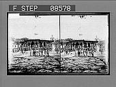 view The Pavillion, the Plaza, Ponce, Porto Rico. [Active no. 390 : stereo photonegative.] digital asset: The Pavillion, the Plaza, Ponce, Porto Rico. [Active no. 390 : stereo photonegative.]
