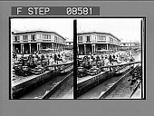view View of the Quay near Bridge of Spain, Manila, Philippines. '99 RY. 400 Photonegative digital asset: View of the Quay near Bridge of Spain, Manila, Philippines. '99 RY. 400 Photonegative 1899.