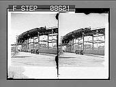 view [No.] 62. Elevated R.R., 110th St., N.Y. Caption No. 64 : stereoscopic photonegative digital asset: [No.] 62. Elevated R.R., 110th St., N.Y. Caption No. 64 : stereoscopic photonegative.