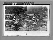 view 358. Hippopotamus feeding, Cent. Park, N.Y. [Active no. 473 : stereo photonegative.] digital asset: 358. Hippopotamus feeding, Cent. Park, N.Y. [Active no. 473 : stereo photonegative.]