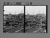 view [Harbor scene.] 1051 Photonegative digital asset: [Harbor scene.] 1051 Photonegative.