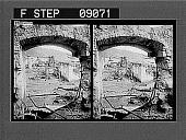 view [Ruins.] 1237 photonegative digital asset number 1